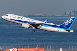 I.Kさんが、羽田空港で撮影した全日空 A320-271Nの航空フォト(飛行機 写真・画像)