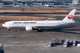 I.Kさんが、羽田空港で撮影した日本航空 777-246の航空フォト(飛行機 写真・画像)