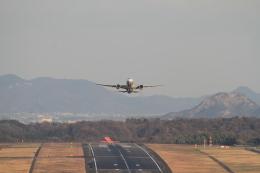 TAK_HND_NRTさんが、高松空港で撮影した全日空 787-8 Dreamlinerの航空フォト(飛行機 写真・画像)