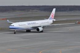 kumagorouさんが、新千歳空港で撮影したチャイナエアライン A330-302の航空フォト(飛行機 写真・画像)