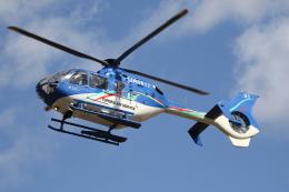やまけんさんが、仙台空港で撮影した東北エアサービス EC135P2+の航空フォト(飛行機 写真・画像)