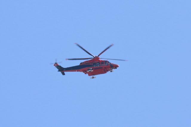 レガシィさんが、宇都宮市上空で撮影した富山県消防防災航空隊 AW139の航空フォト(飛行機 写真・画像)