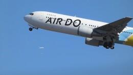 urotankeさんが、羽田空港で撮影したAIR DO 767-33A/ERの航空フォト(飛行機 写真・画像)