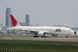 inyoさんが、成田国際空港で撮影した日本航空 777-246/ERの航空フォト(飛行機 写真・画像)