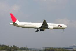 inyoさんが、成田国際空港で撮影した日本航空 777-346/ERの航空フォト(飛行機 写真・画像)