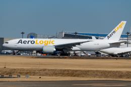 Tomo-Papaさんが、成田国際空港で撮影したアエロ・ロジック 777-FZNの航空フォト(飛行機 写真・画像)