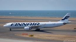 ぱん_くまさんが、中部国際空港で撮影したフィンエアー A330-302Xの航空フォト(飛行機 写真・画像)