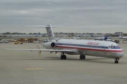 SIさんが、オヘア国際空港で撮影したアメリカン航空 MD-83 (DC-9-83)の航空フォト(飛行機 写真・画像)