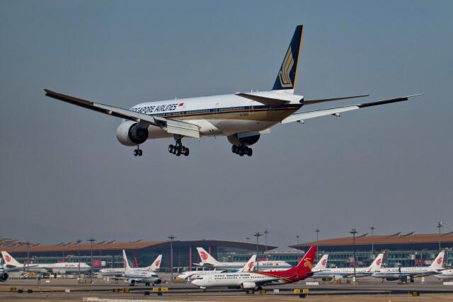 北京首都国際空港 - Beijing Capital International Airport [PEK/ZBAA]で撮影された北京首都国際空港 - Beijing Capital International Airport [PEK/ZBAA]の航空機写真(フォト・画像)