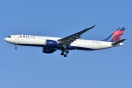 islandsさんが、羽田空港で撮影したデルタ航空 A330-941の航空フォト(飛行機 写真・画像)