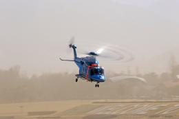 Nao0407さんが、松本空港で撮影した長野県警察 AW139の航空フォト(飛行機 写真・画像)