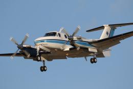 やまけんさんが、仙台空港で撮影した海上保安庁 King Air 350C (B300C)の航空フォト(飛行機 写真・画像)