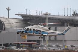 やまけんさんが、仙台空港で撮影した海上保安庁 S-76Dの航空フォト(飛行機 写真・画像)
