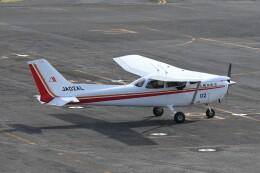 ヨッシさんが、岡南飛行場で撮影した朝日航空 172S Skyhawk SPの航空フォト(飛行機 写真・画像)