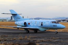 nori-beatさんが、浜松基地で撮影した航空自衛隊 U-125A(Hawker 800)の航空フォト(飛行機 写真・画像)