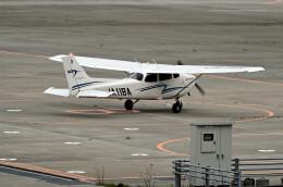 Dojalanaさんが、函館空港で撮影したジェイ・ディ・エル技研 172S Skyhawk SPの航空フォト(飛行機 写真・画像)