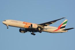 banshee02さんが、成田国際空港で撮影したエミレーツ航空 777-31H/ERの航空フォト(飛行機 写真・画像)