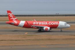 SIさんが、中部国際空港で撮影したエアアジア・ジャパン A320-216の航空フォト(飛行機 写真・画像)