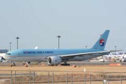 banshee02さんが、成田国際空港で撮影した大韓航空 777-FB5の航空フォト(飛行機 写真・画像)