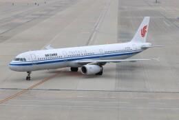 SIさんが、中部国際空港で撮影した中国国際航空 A321-232の航空フォト(飛行機 写真・画像)