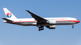 Shotaroさんが、上海浦東国際空港で撮影した中国貨運航空 777-F6Nの航空フォト(飛行機 写真・画像)