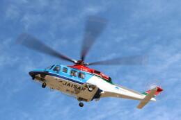 redarrowさんが、群馬ヘリポートで撮影した新潟県消防防災航空隊 AW139の航空フォト(飛行機 写真・画像)