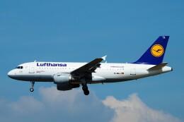 航空フォト:D-AILL ルフトハンザドイツ航空 A319