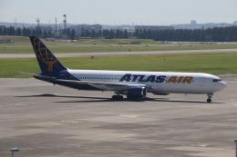 ショウさんが、横田基地で撮影したアトラス航空 767-38E/ERの航空フォト(飛行機 写真・画像)