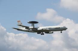 ショウさんが、横田基地で撮影したアメリカ空軍 E-3B Sentry (707-300)の航空フォト(飛行機 写真・画像)