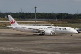 ショウさんが、成田国際空港で撮影した日本航空 787-9の航空フォト(飛行機 写真・画像)