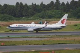 神宮寺ももさんが、成田国際空港で撮影した中国国際航空 737-89Lの航空フォト(飛行機 写真・画像)