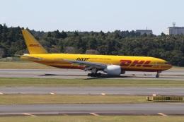 ショウさんが、成田国際空港で撮影したDHL 777-Fの航空フォト(飛行機 写真・画像)