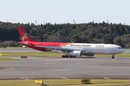 ショウさんが、成田国際空港で撮影した深圳航空 A330-343Xの航空フォト(飛行機 写真・画像)