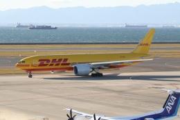 ショウさんが、中部国際空港で撮影したカリッタ エア 777-F1Hの航空フォト(飛行機 写真・画像)