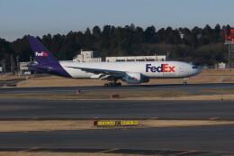 職業旅人さんが、成田国際空港で撮影したフェデックス・エクスプレス 777-FS2の航空フォト(飛行機 写真・画像)