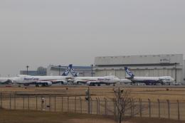 imosaさんが、成田国際空港で撮影した日本貨物航空 747-8KZF/SCDの航空フォト(飛行機 写真・画像)