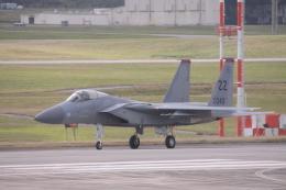 Mr.boneさんが、嘉手納飛行場で撮影したアメリカ空軍 F-15C-31-MC Eagleの航空フォト(飛行機 写真・画像)