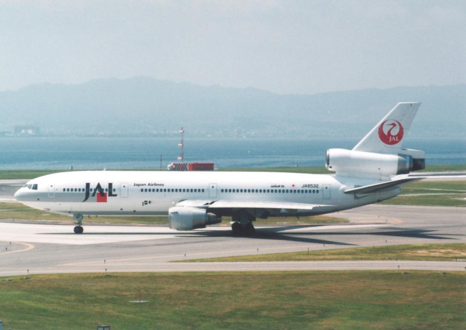 プルシアンブルーさんの日本航空 McDonnell Douglas DC-10 (JA8532) 航空フォト