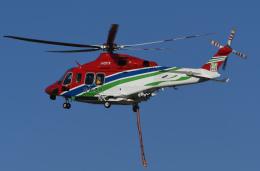 チャーリーマイクさんが、足利市で撮影した栃木県消防防災航空隊 AW139の航空フォト(飛行機 写真・画像)