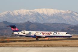 やまけんさんが、仙台空港で撮影したアイベックスエアラインズ CL-600-2C10 Regional Jet CRJ-702の航空フォト(飛行機 写真・画像)