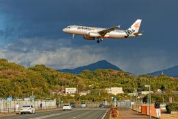 監督さんが、福岡空港で撮影したジェットスター・ジャパン A320-232の航空フォト(飛行機 写真・画像)