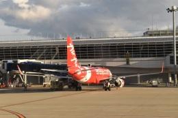 hachiさんが、中部国際空港で撮影したエアアジア・ジャパン A320-216の航空フォト(飛行機 写真・画像)