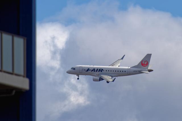 監督さんが、福岡空港で撮影したジェイエア ERJ-170-100 (ERJ-170STD)の航空フォト(飛行機 写真・画像)