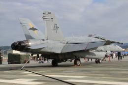 TAK_HND_NRTさんが、岩国空港で撮影したアメリカ海兵隊 F/A-18D Hornetの航空フォト(飛行機 写真・画像)