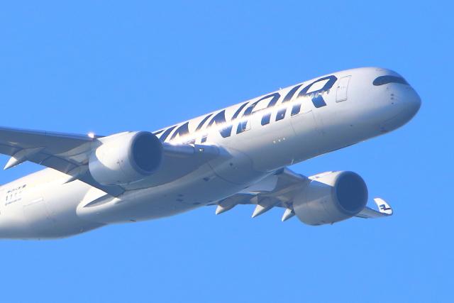 TAOTAOさんが、中部国際空港で撮影したフィンエアー A350-941の航空フォト(飛行機 写真・画像)