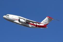 Mochi7D2さんが、岐阜基地で撮影した航空自衛隊 XC-2の航空フォト(飛行機 写真・画像)