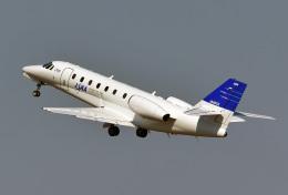 鈴鹿@風さんが、名古屋飛行場で撮影した宇宙航空研究開発機構 680 Citation Sovereignの航空フォト(飛行機 写真・画像)