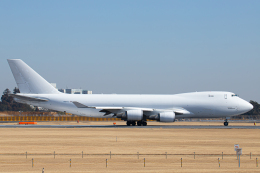 SGR RT 改さんが、成田国際空港で撮影したアトラス航空 747-481F/SCDの航空フォト(飛行機 写真・画像)