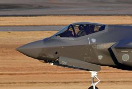 鈴鹿@風さんが、名古屋飛行場で撮影した航空自衛隊 F-35A Lightning IIの航空フォト(飛行機 写真・画像)