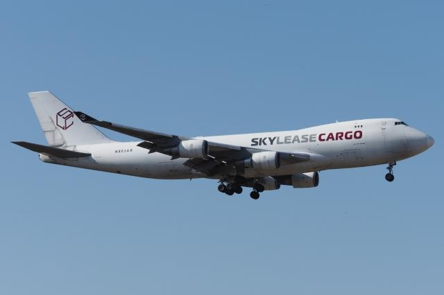 木人さんが、成田国際空港で撮影したスカイ・リース・カーゴ 747-428F/ER/SCDの航空フォト(飛行機 写真・画像)